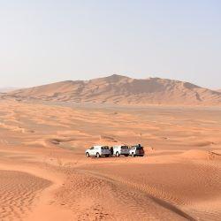 Oman Coast and The Rub Al Khali 8 Day Oman Adventure